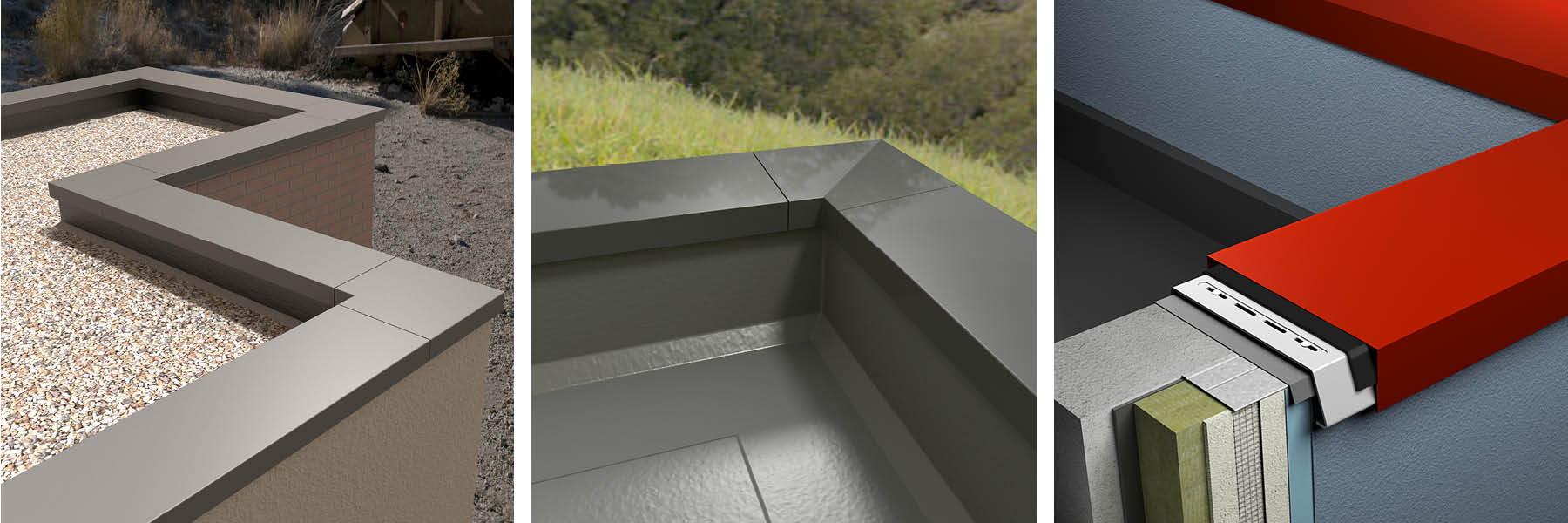 Aluminium Coping