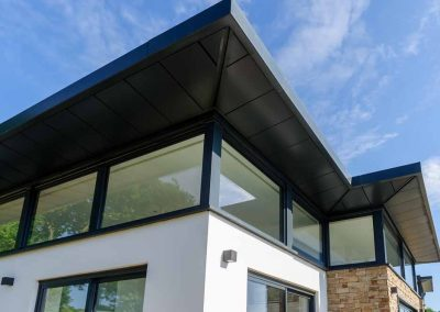 Aluminium Fascias and Soffits